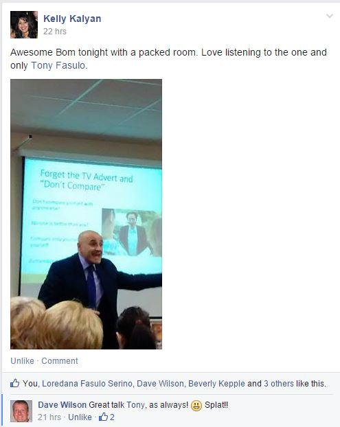 Me speaking at MK BOM 04Feb2015